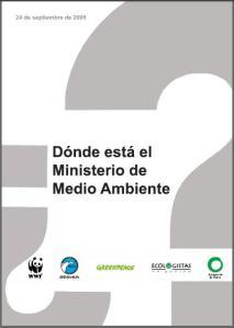 Dónde está el Ministerio de Medio Ambiente