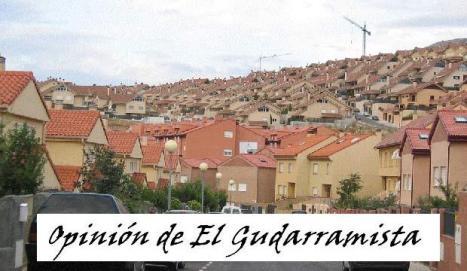 Cerco urbanístico al monte Abantos