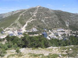 Puerto de Navacerrada.