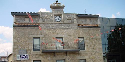 Ayuntamiento de Collado Villalba.