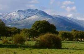 Vista de La Peñota (Sierra de Guadarrama)