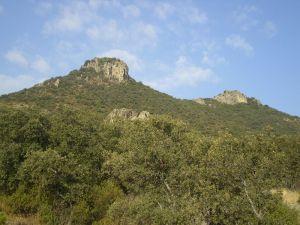Entorno natural de Hoyo de Manzanares.