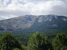 Monte Abantos.
