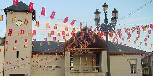 Ayuntamiento de El Boalo.