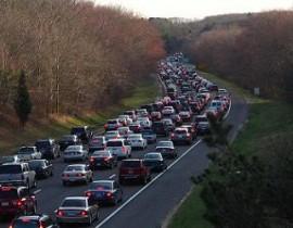 La racionalización de la conducción es clave contra el cambio climático.