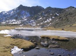Laguna de los Pájaros (Peñalara).