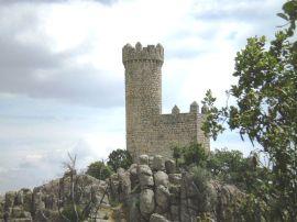 Torre de los Lodones de Torrelodones.
