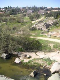 Entorno natural de La Navata.