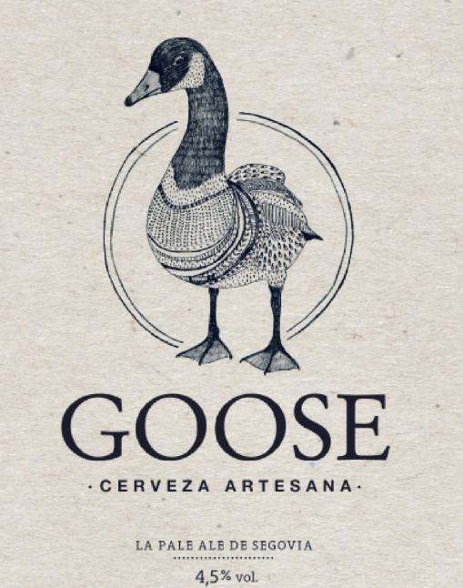 Cerveza Goose