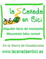 La Cañada en Bici el Guadarramista