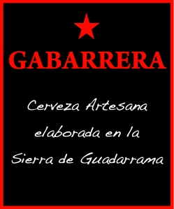 Cerveza Gabarrera.