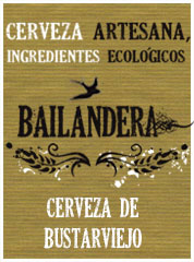 Cerveza Bailandera.
