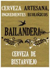 Cerveza Bailandera.