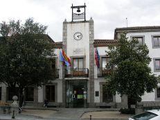 Ayuntamiento de El Escorial.