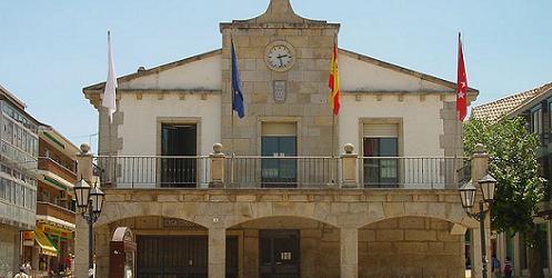 Ayuntamiento de Galapagar.
