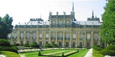 Palacio de La Granja.