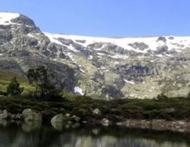 Peñalara es uno de los lugares incluidos en el Parque Nacional.