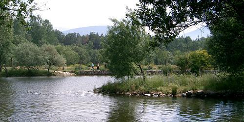 Río Lozoya.