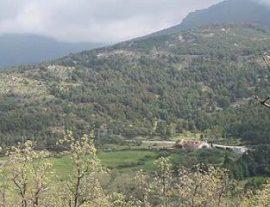 Cerro de la Golondrina, Navacerrada. (Foto meteored.com).