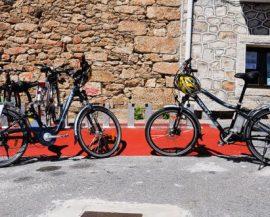 El objetivo es aumentar la seguridad de los ciclistas en la Sierra.