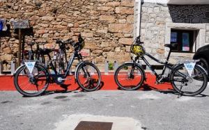 Con esta medida se fomenta la movilidad sostenible en el Lozoya. (Foto: En bici por Madrid).