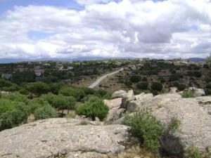 Entorno natural de Galapagar por el qur discurrirá la ruta. (Foto: Senderismo Galapagar).