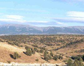 Somosierra vista desde la provincia de Segovia.