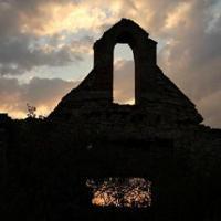 La Lastra, un pueblo fantasma