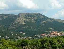 El monte Abantos constituye un Paisaje Protegido desde 1961.