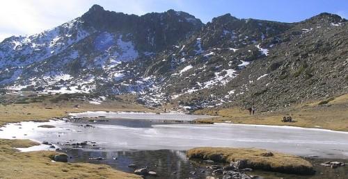 Laguna de los Pájaros.