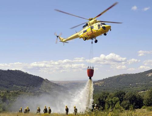 Las Brigadas de Investigación de Incendios Forestales esclarecen 9 de cada 10 de incendios