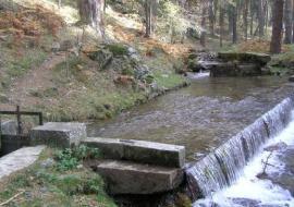 Caz del Acueducto de Segovia. (Foto Tenada del Monte).
