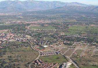 Galapagar pretende construir 652 viviendas en suelo no urbanizable - Construir piscina en suelo no urbanizable ...