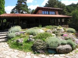 Centro de Visitantes del Parque Nacional de la Sierra de Guadarrama 'La Fuenfría'.