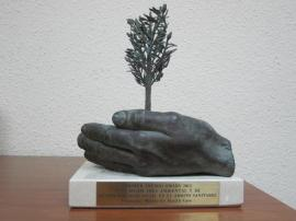 Premio otorgado al Hospital de Guadarrama.