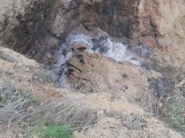 Lugar donde se realizan las quemas. (Foto: Globalízate).