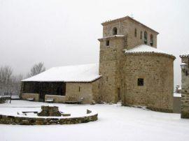 Iglesia de Prádena del Rincón.