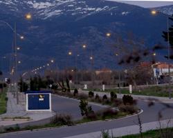 Iluminación nocturna en Segovia21.