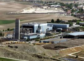 Planta de incinaeración de Valdemigómez. (Foto: El País).