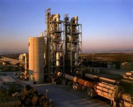 Instalaciones de Cementos Portland en Morata de Tajuña.