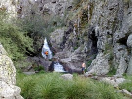 Cascadas del Purgatorio.