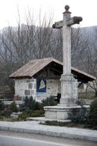 Cruz de El Paular.