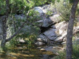 Cascada del Covacho.