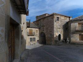 Antigua cárcel de Pedraza.