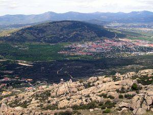 Cerro del Telégrafo.