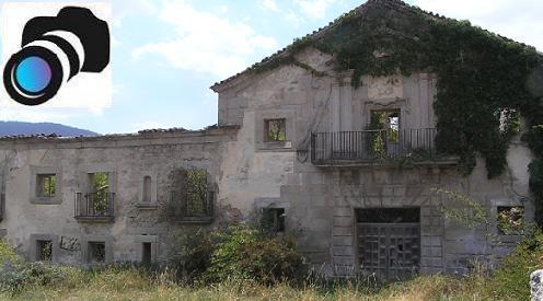 Casa de esquileo del Marqués de Perales en El Espinar.