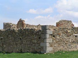 Ruinas del esquileo de Tres Casas.