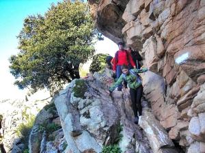 Las excursiones se desarrollarán en el entorno de La Pedriza.