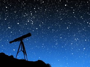 Observación de estrellas.