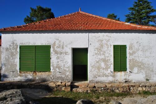 La Casita, casa-refugio de la Institución Libre de Enseñanza.